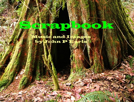 Scrapbook, by John P Earls on OurStage