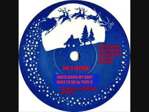 (THE VIDEO) Santa Bring My Baby Back (To Me) by Tony D (JOE D REMIX) , by Tony D (JOE D REMIX) on OurStage