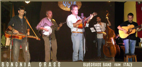 Clinch Mountain Backstep, by Bononia Grass on OurStage