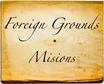 Foreign Grounds, by Misions on OurStage