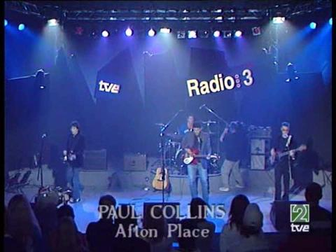 Afton Place (live), by Paul Collins on OurStage