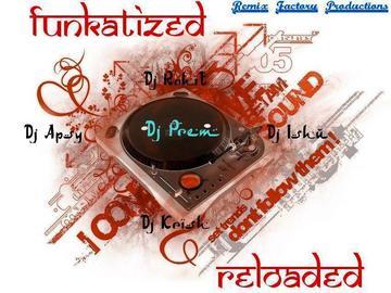 Ji Karda Revisited {Funky Club Style Mix 130 BPM } By DJP a.k.a. Dj Prem TG, by DJP aka Dj prem on OurStage