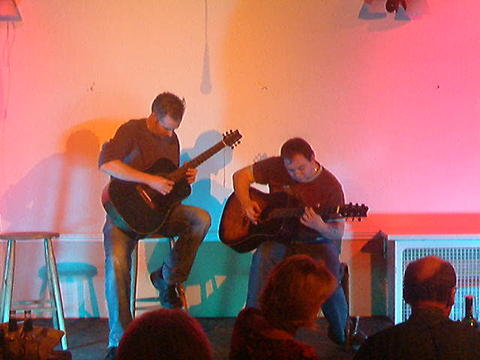 Live At Goring Unplugged!, by Manjam Monkey on OurStage