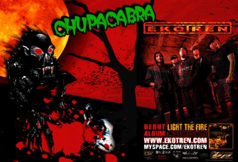 Chupacabra, by EkoTren on OurStage