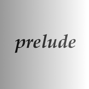 Prelude, by David Hsu on OurStage
