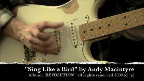 """Sing Like a Bird"" 2010 Andy Macintyre Music Video, by Andy Macintyre Music on OurStage"
