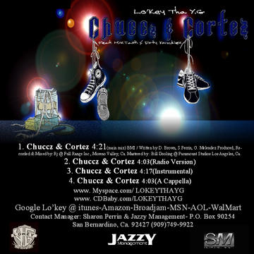 Chuccz & Cortez, by Lo'key tha Y.G. on OurStage