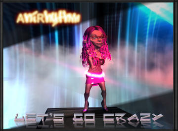 Let's Go Crazy, by AniRhythm on OurStage