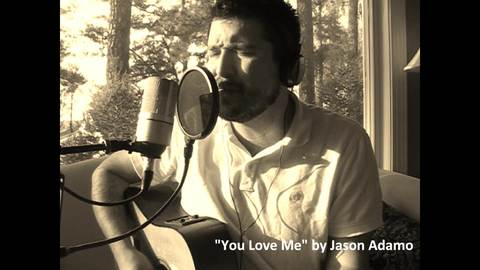 """""""You Love Me"""", by Jason Adamo Band on OurStage"""