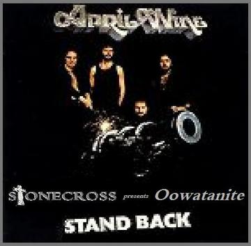 Oowatanite (April Wine), by Stone Cross on OurStage