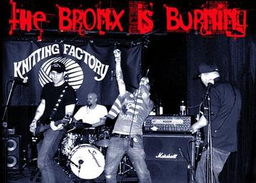 WAKE UP CALL, by THE BRONX IS BURNING on OurStage