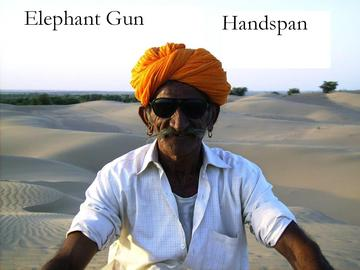 Handspan, by Elephant Gun on OurStage