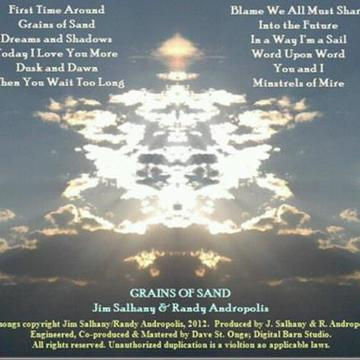 'Dreams and Shadows', by 'Grains of Sand' on OurStage