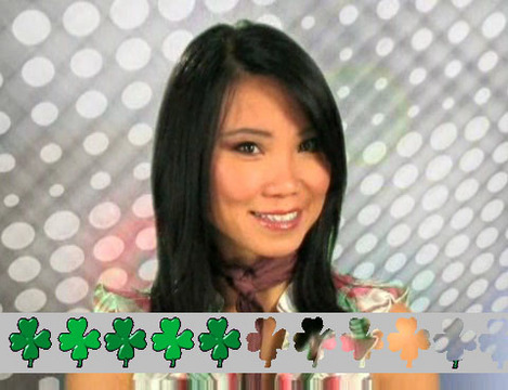 Feelin' green 2day, by Julie Pham on OurStage