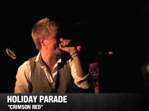 Holiday Parade: Crimson Red (Live), by OurStage Productions on OurStage