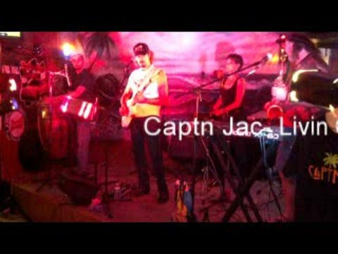 """Captn Jac & The Crew perform """"Livin On The Hard"""", by Captn Jac on OurStage"""