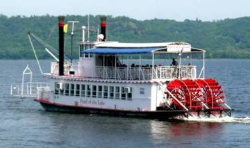 River Boat, by Kevin M. Bland on OurStage
