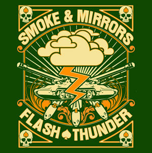 Flash Thunder, by Smoke and Mirrors on OurStage