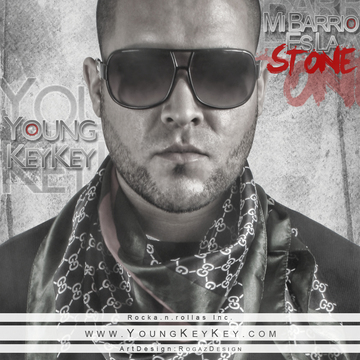 Mi Barrio es la Stone, by Young Keykey on OurStage