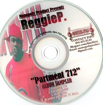 Partment 712 prod. M.Product, by ReggieP. ADV on OurStage