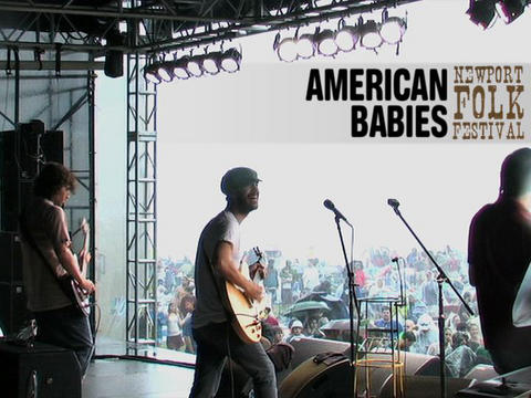 American Babies at Newport Folk, by OurStage Productions on OurStage