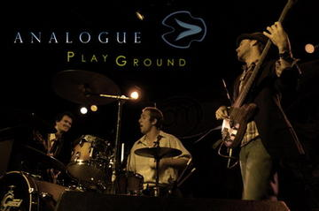 Mr. Funky Pants, by Analogue PlayGround on OurStage