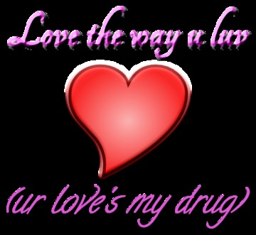 Love the way u luv (ur love's my drug), by Bubbojones on OurStage