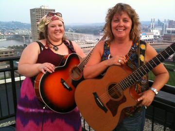 Sharpen Her Ax, by Sandy Pickett Jill McIntosh  on OurStage