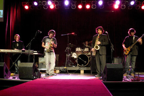 "Funky and Fresh ""Live""  at the Orange Peel, by Jazz The Ripper on OurStage"