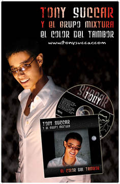 El Color Del Tambor, by Tony Succar on OurStage