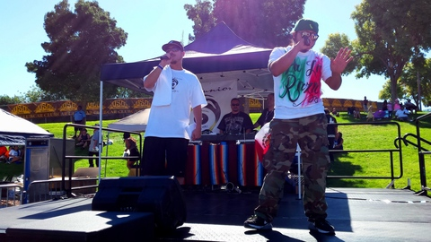 Pa La Raza Produced by DJ Napoles, by DR Melo Promo Machine on OurStage
