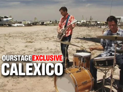 Calexico at Newport Folk, by OurStage Productions on OurStage