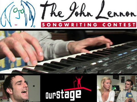 OurStage joins up w/ the john lennon songwriting contest, by ThangMaker on OurStage