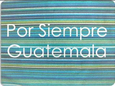 Por siempre Guatemala, by jfmg78 on OurStage