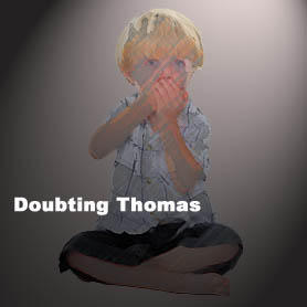 Doubting Thomas, by Mark Kaufman on OurStage