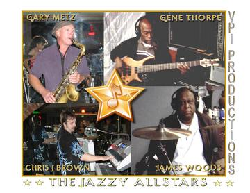 Alone in the Park, by mellosonic with the Jazzy Allstars on OurStage